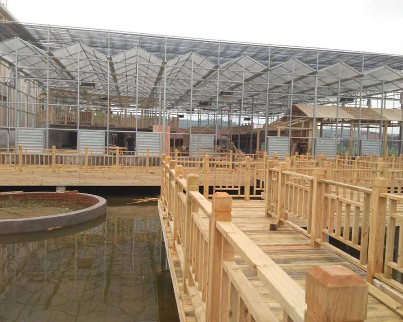 Project-greenhouse-jiangxi
