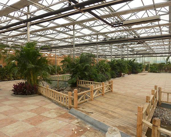 Renewable Design for Greenhouse Cargo Net For Car - ecological restaurant greenhouse – Hanyang